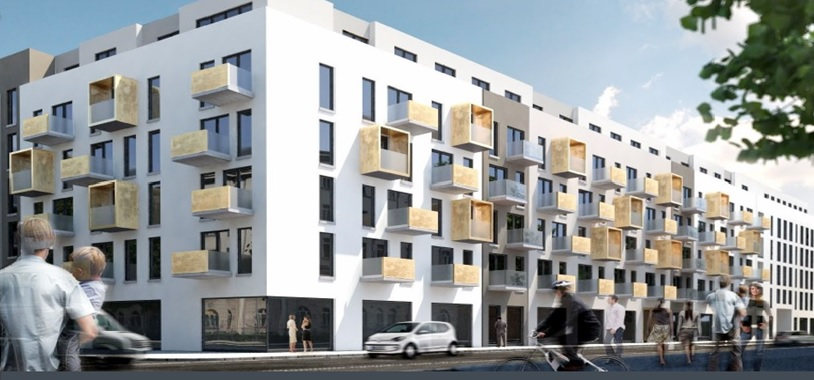 Impression zu Dörpfeld Residenz in Berlin